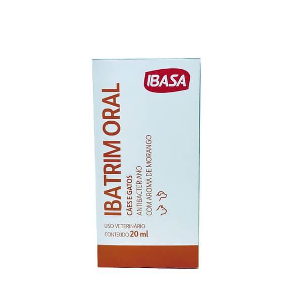 Antibacteriano Ibatrim Oral Ibasa 20 ml