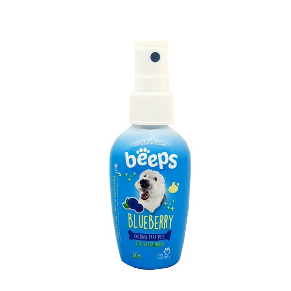 Beeps Colônia Pet BlueBerry Pet Society 60 ml
