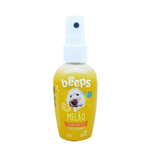 Beeps Colônia Pet Melão Pet Society 60 ml