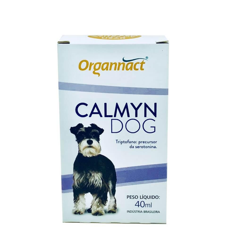 Calmyn Dog Organnact Suplemento 40ml