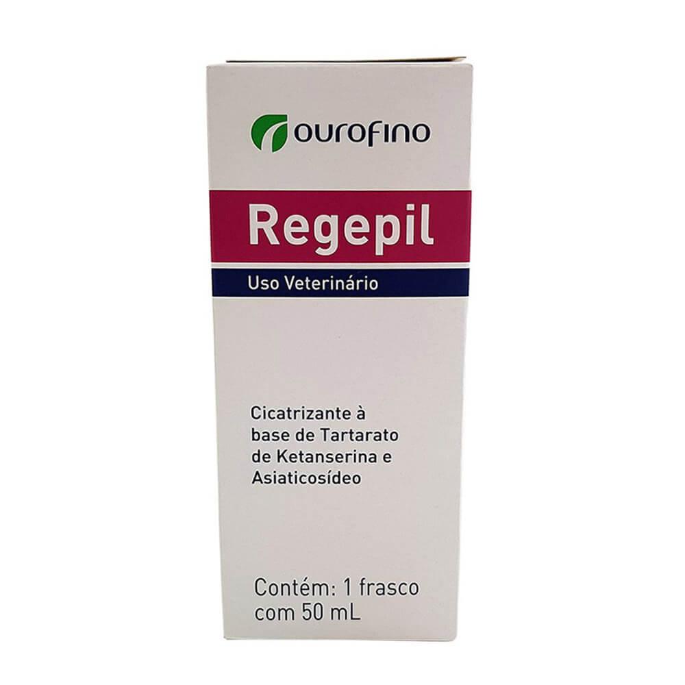 Cicatrizante Regepil Ourofino 50 ml