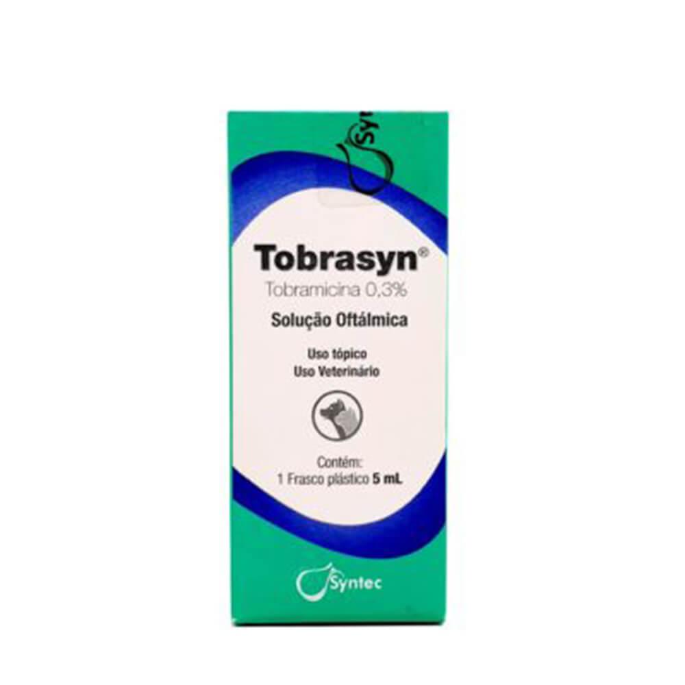 Colírio Tobrasyn Syntec 5 ml