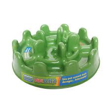 Comedouro Lento Mini PetFit Petgames - Verde