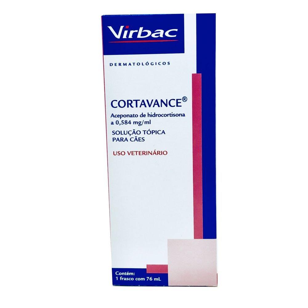 Cortavance Virbac Spray Para Cães 76ml