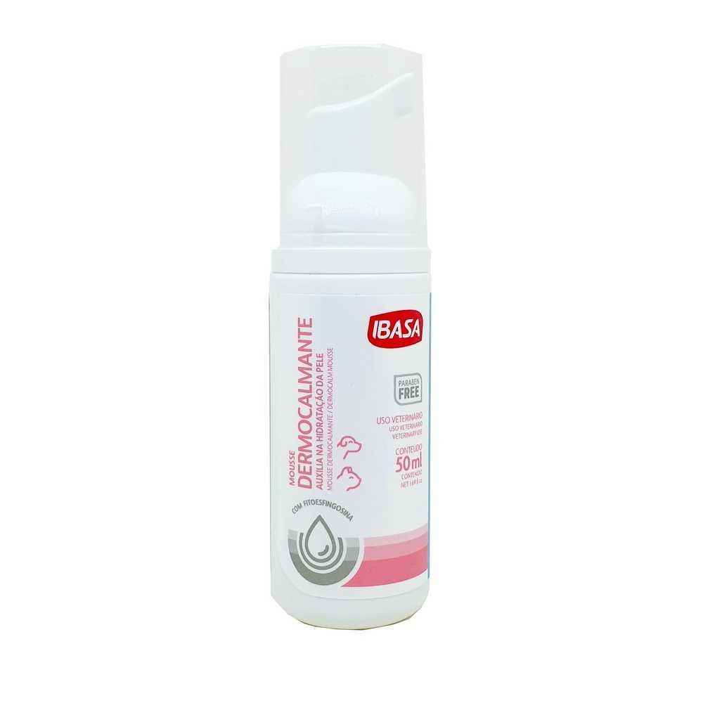 Dermocalmante Ibasa Mousse 50ml