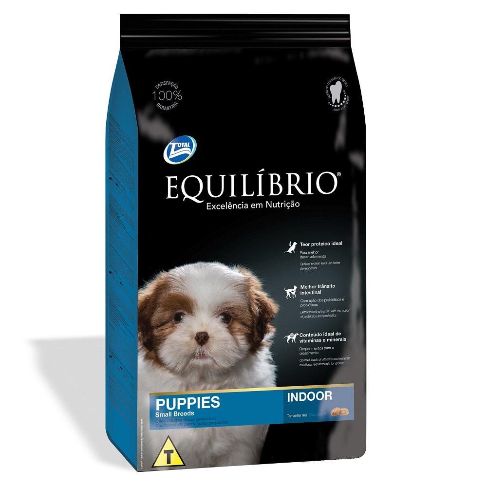 Equilibrio Puppies Small Breeds Indoor 2 kg