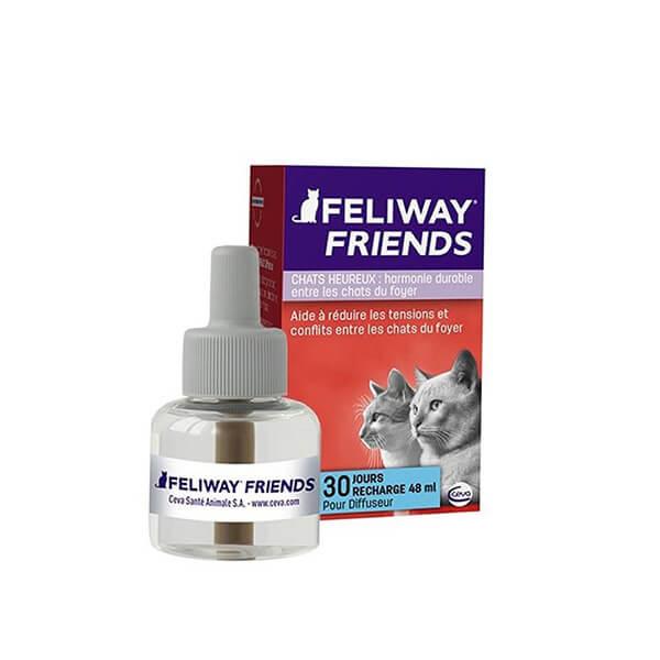 Feliway Friends Gatos Refil Ceva 48 ml