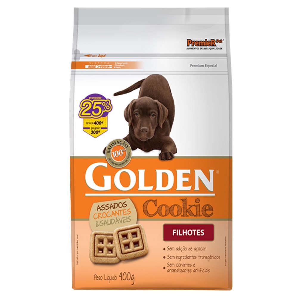 Golden Cookie Filhote 400 g