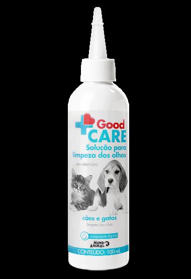 Good Care Solução Para Limpeza Dos Olhos 100ml