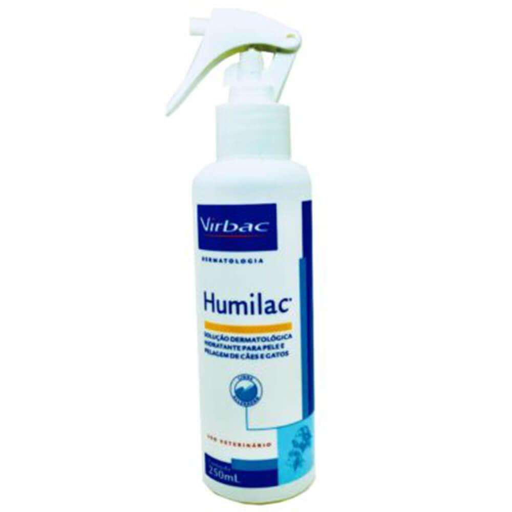 Hidratante Humilac Spray Virbac 250 ml