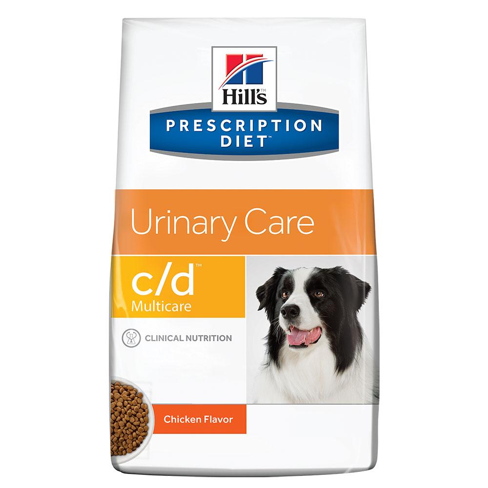 Hill´s Prescription Diet Canine Urinary Care C/D 3,85 kg