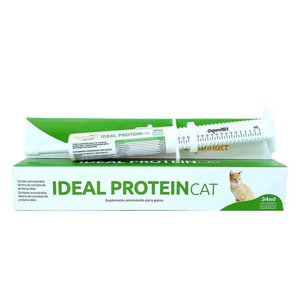 Ideal Protein Cat Suplemento para Gatos Organnact 40g