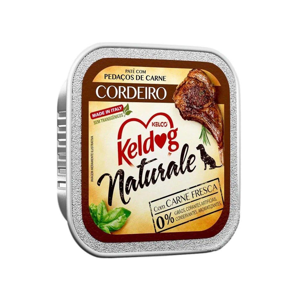 Keldog Naturale Cães Cordeiro 100 g