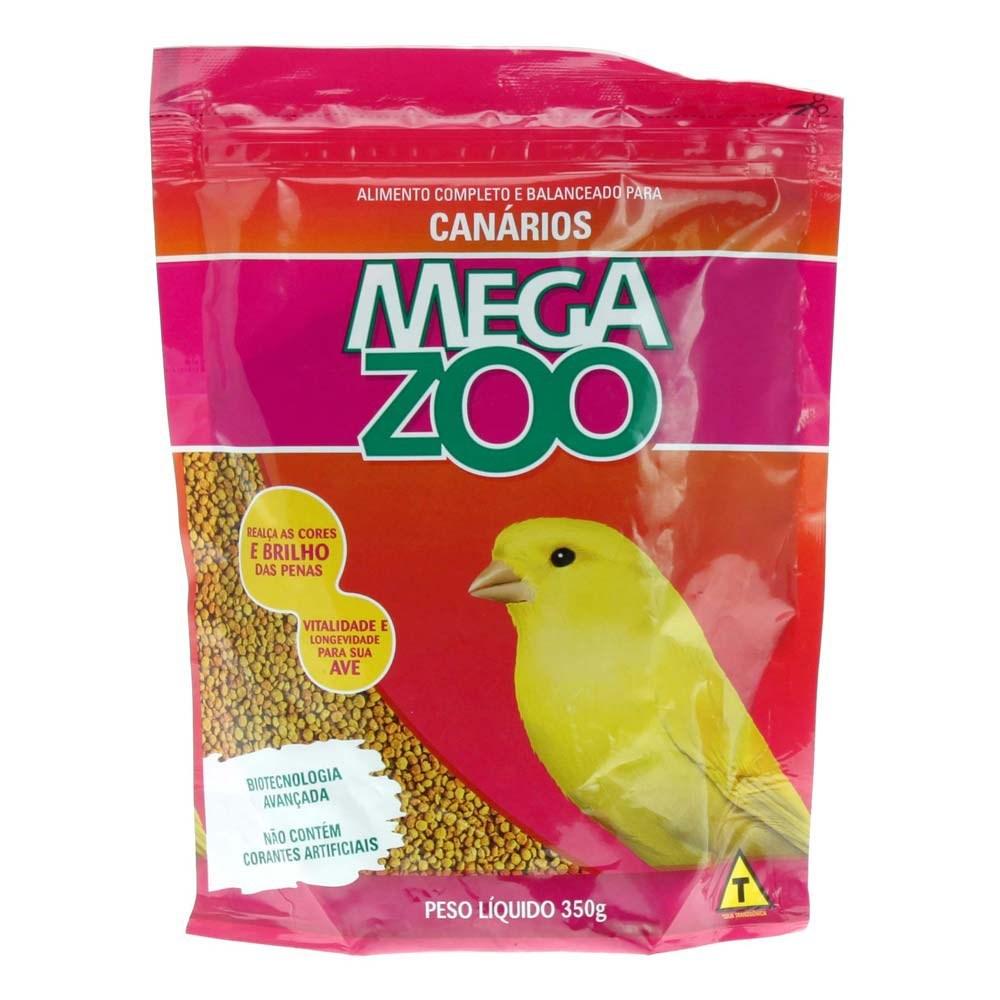 Megazoo Extrusada Canario 350g