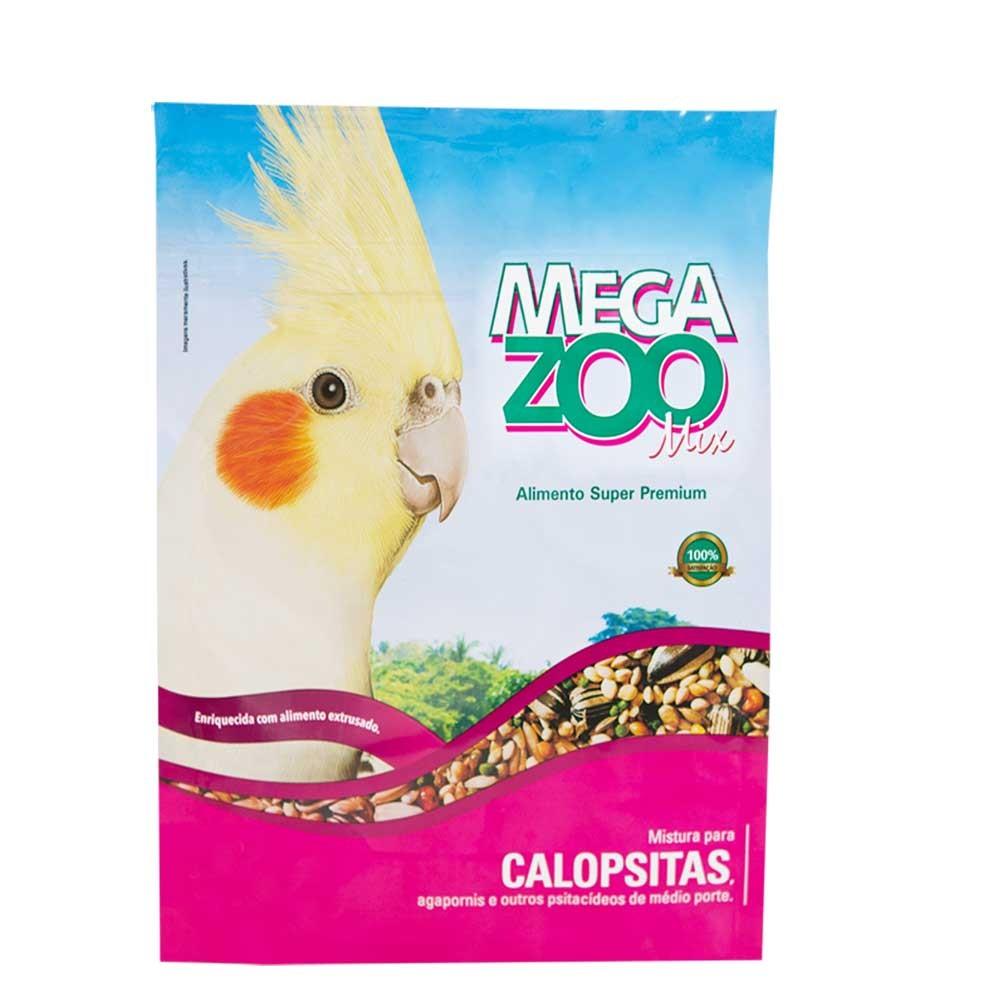 Megazoo Mix Calopsitas 350g