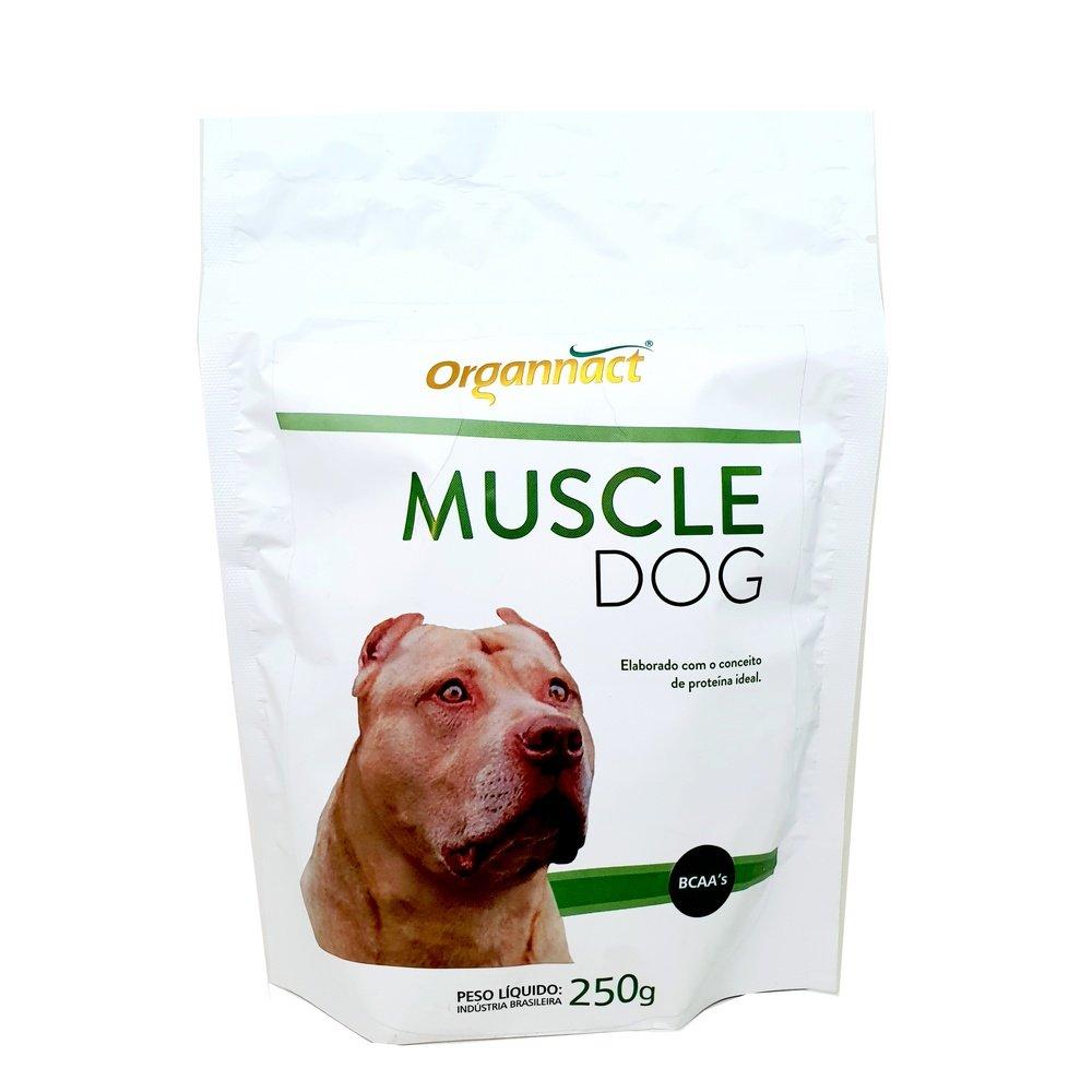 Muscle Dog Suplemento Aminoácido Organnact