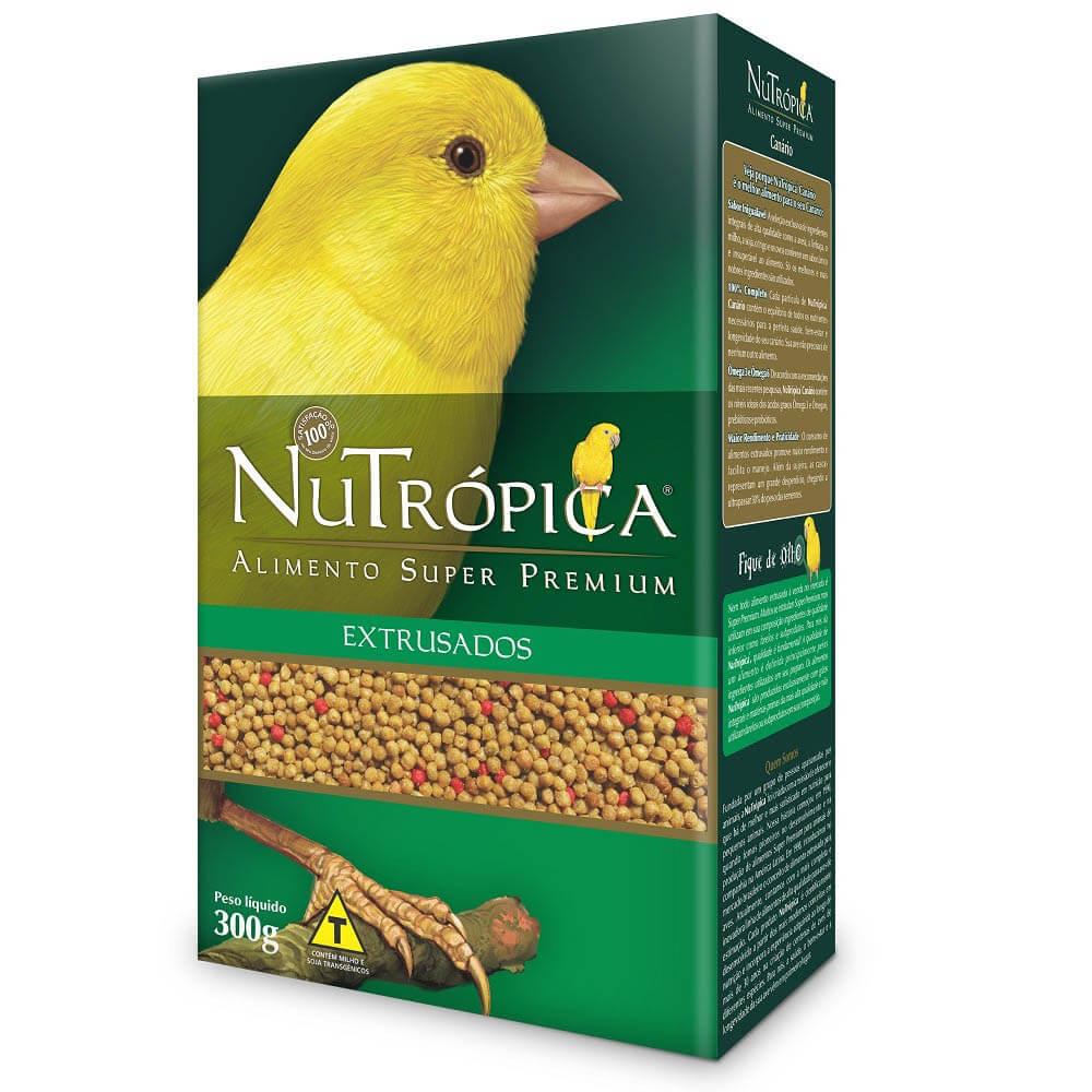 Nutrópica Alimento para Canario Extrusada 300g