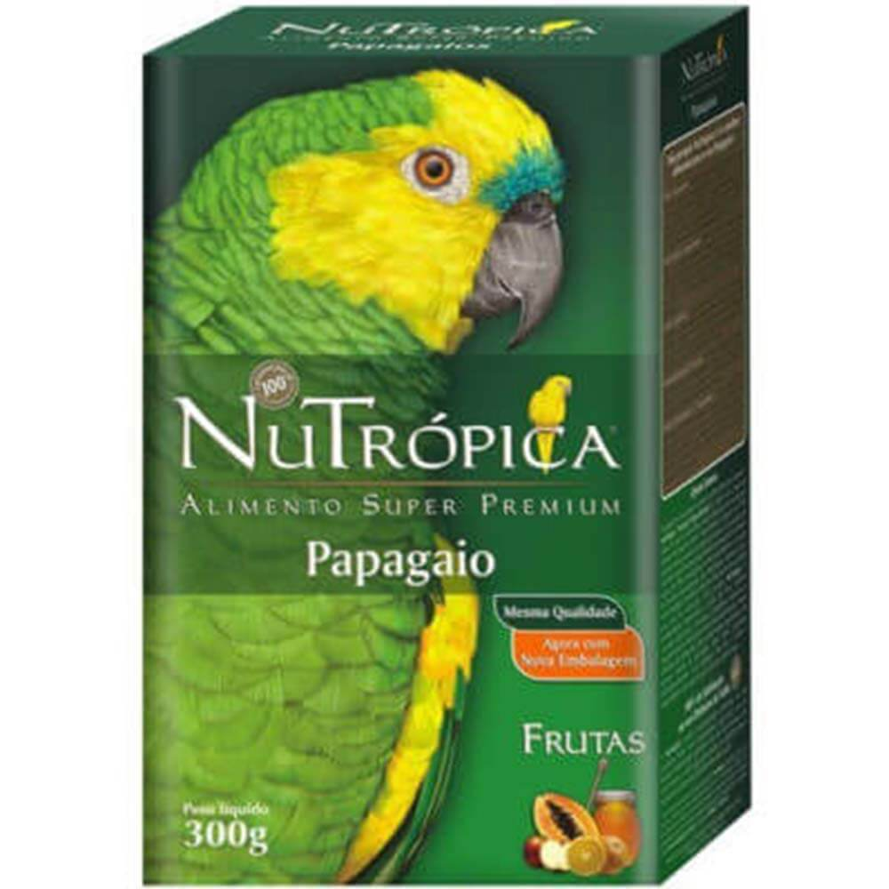 Nutropica Papagaio com Frutas 300g