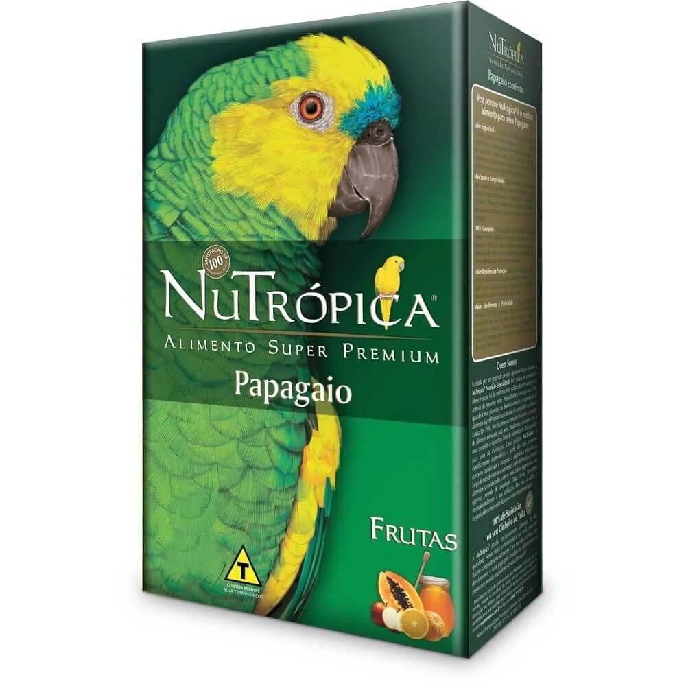 Nutropica Papagaio com Frutas 600g