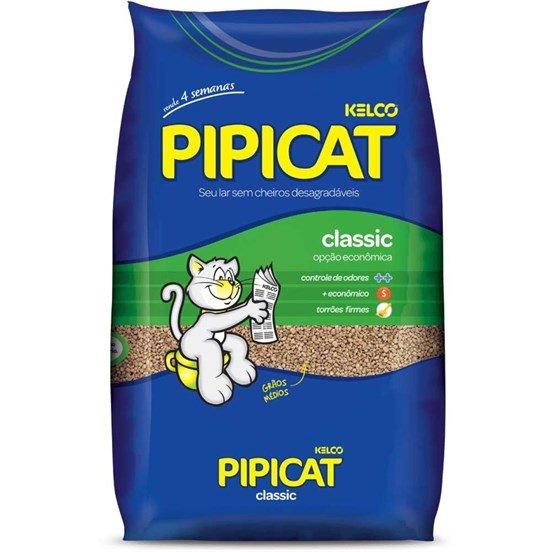 Pipicat Classic Areia Sanitária 4 kg