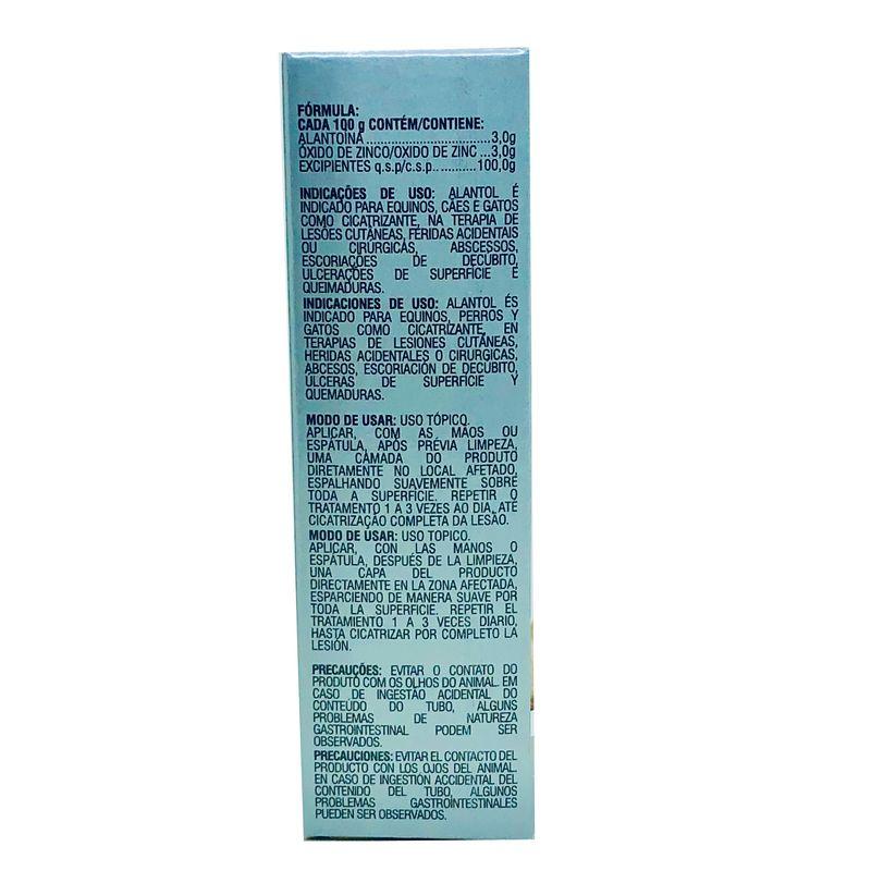 Pomada Cicatrizante Alantol Vetnil 25 g