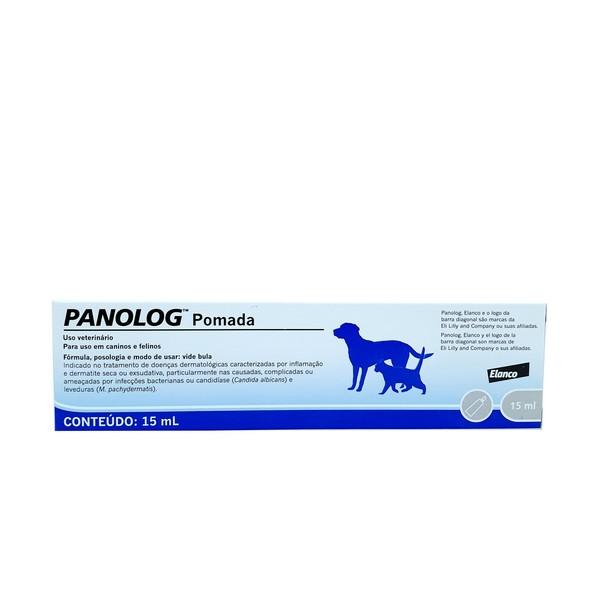 Pomada Panolog Elanco 15ml