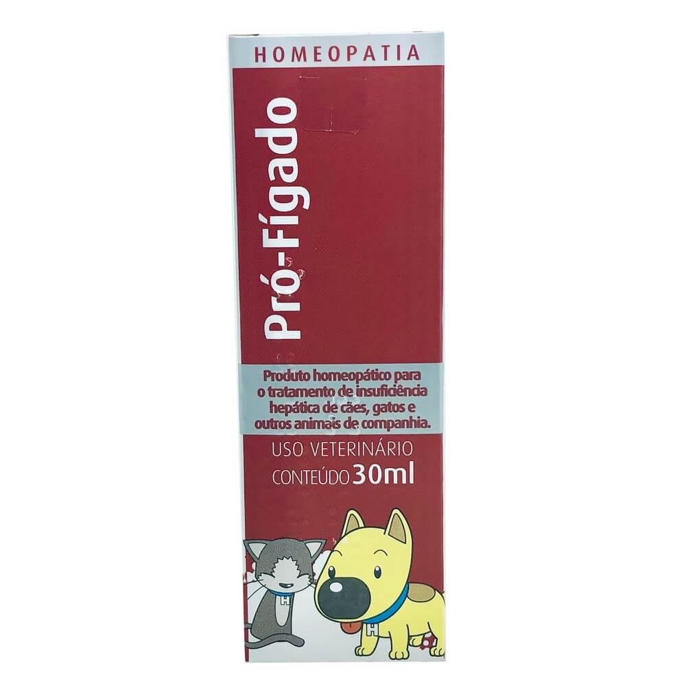 Pro Figado HomeoPet Real H 30 ml