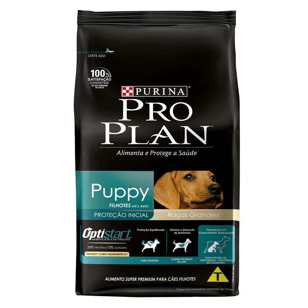 Pro Plan Puppy Raças Grandes 15kg