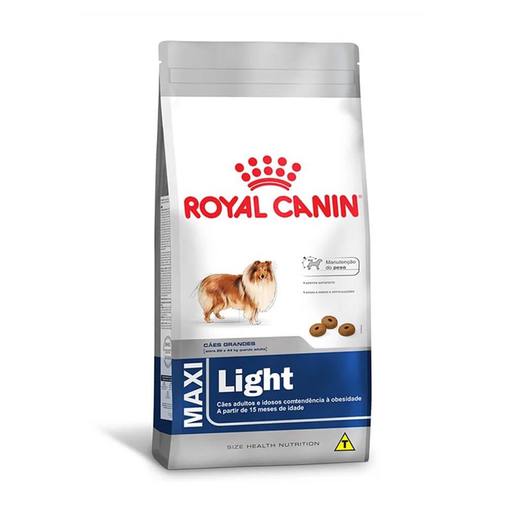 Ração Royal Canin Maxi Light Cães Grandes 15kg