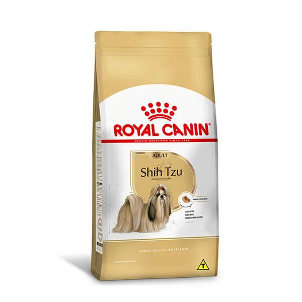Ração Royal Canin Shih Tzu Adulto 2,5 kg