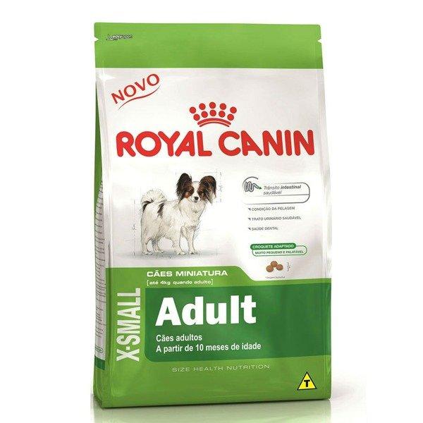 Ração Royal Canin X-Small Adult 1 kg