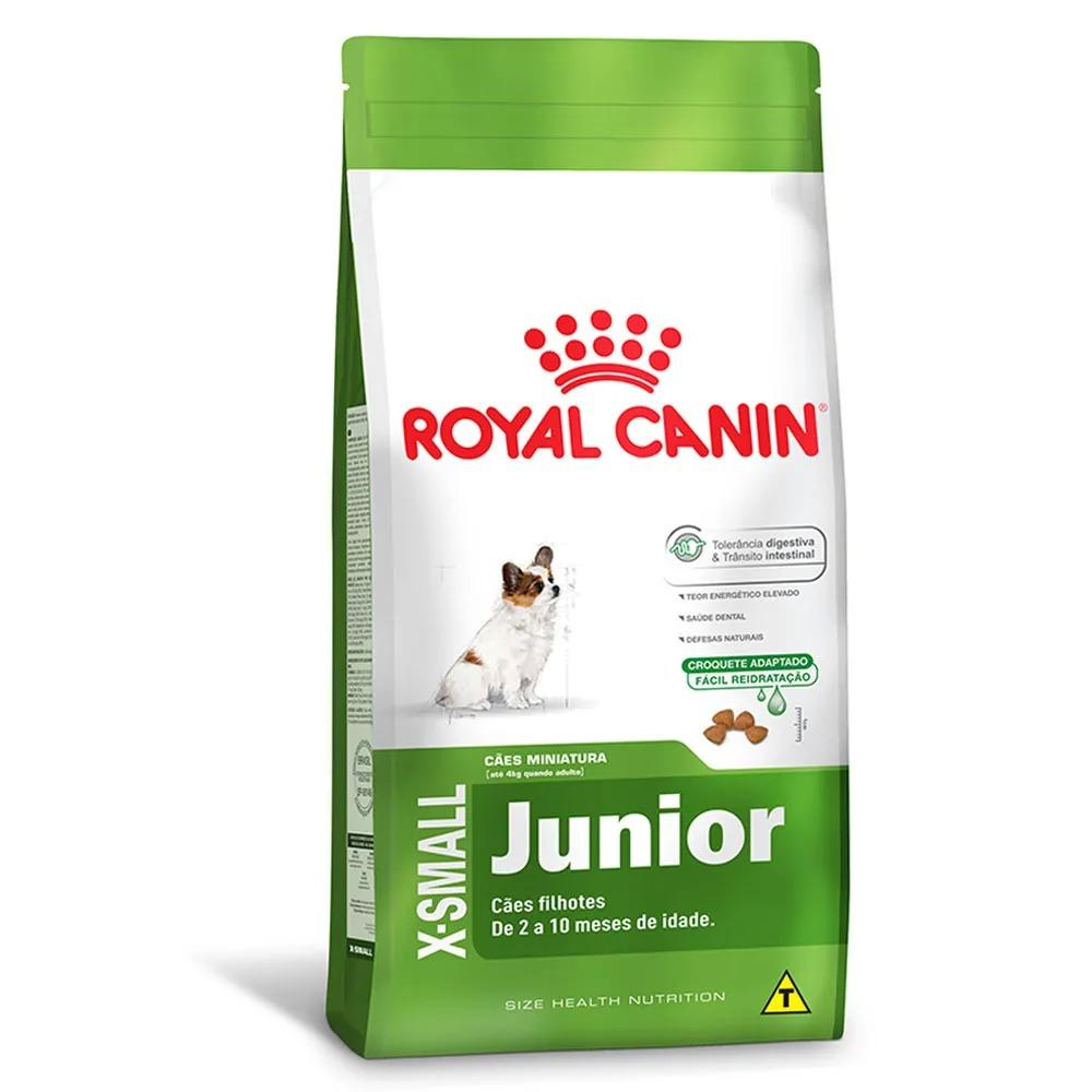 Ração Royal Canin X-Small Puppy 1 kg