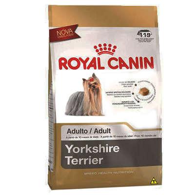 Ração Royal Canin Yorkshire Terrier Adult 2,5 kg