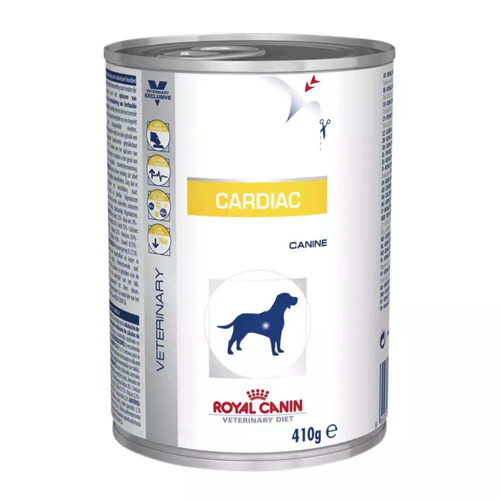 Royal Canin Cardiac Cães Ração Úmida 410g