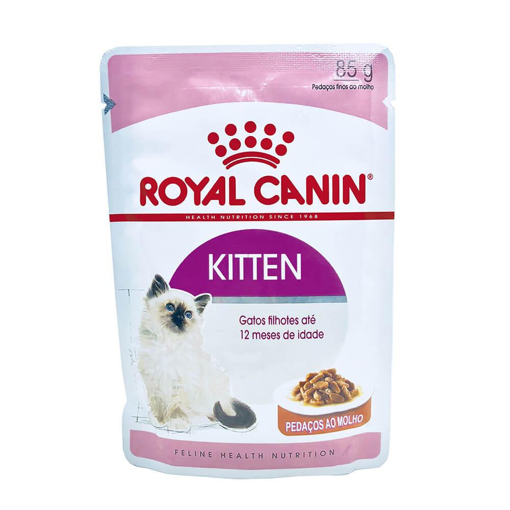 Royal Canin Kitten Instinctive Sache 85 g