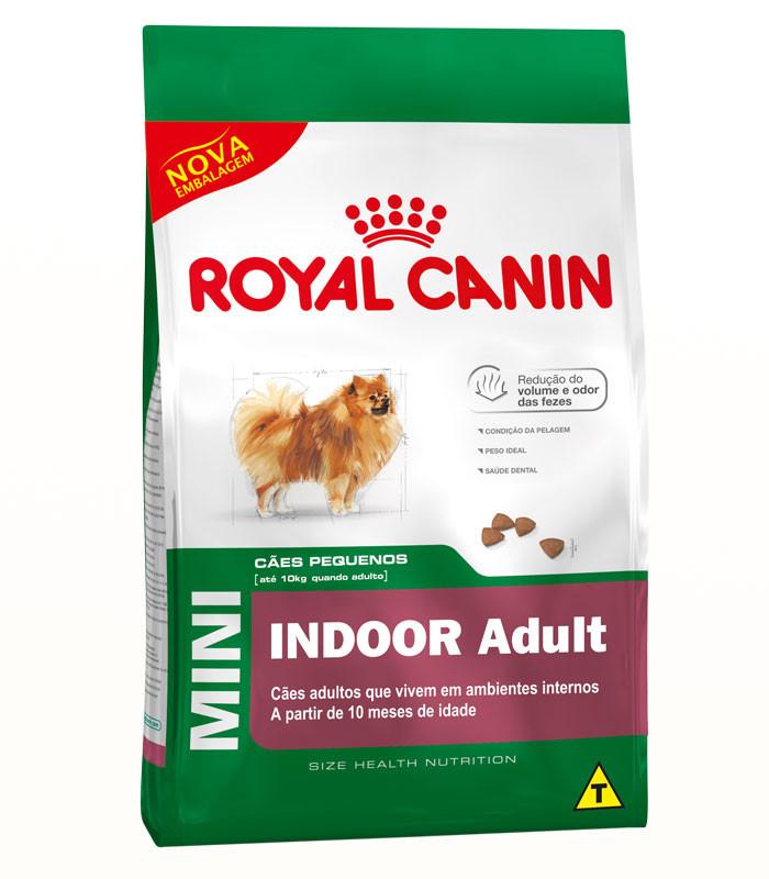 Royal Canin Mini Indoor Adult 1 kg