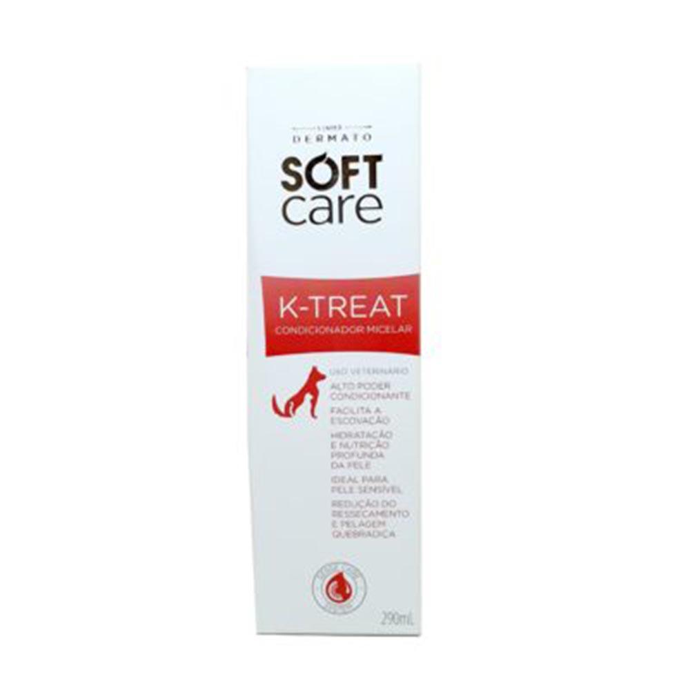 Soft Care K-Treat Condicionador Micelar 290ml