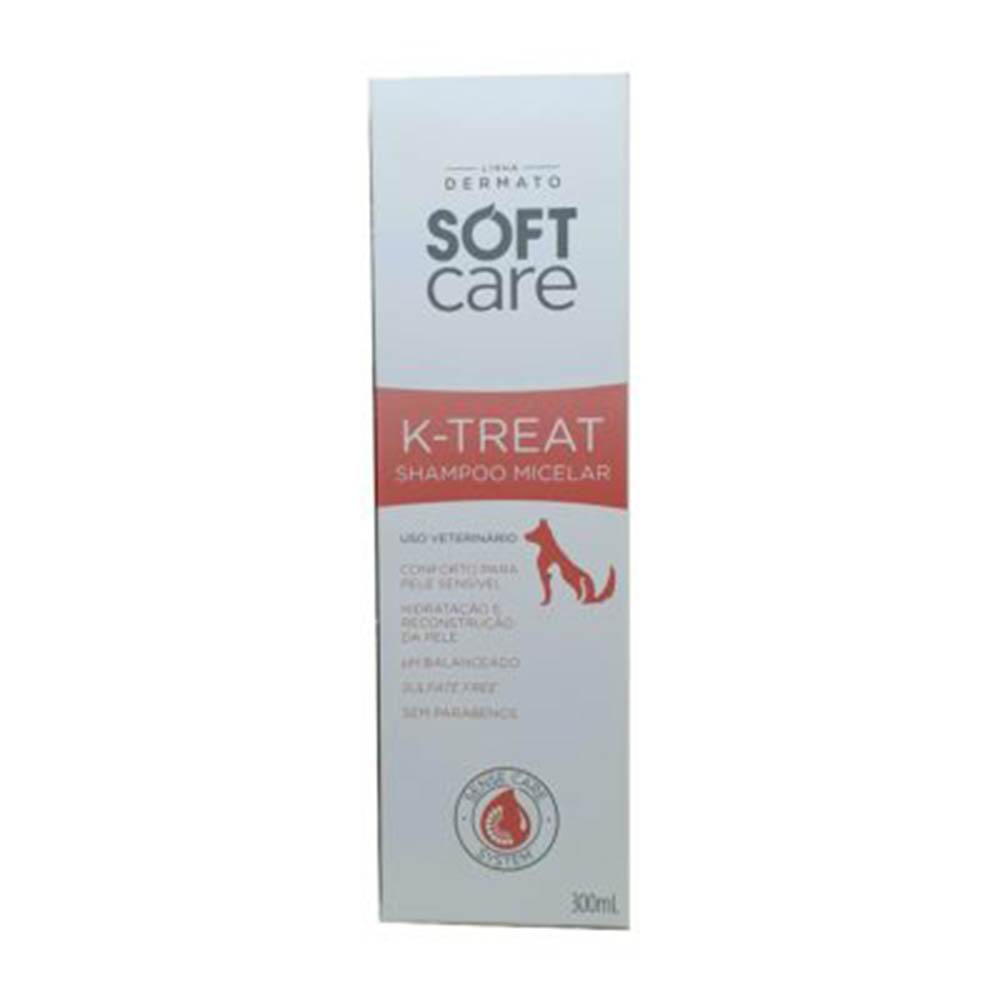 Soft Care K-Treat Shampoo Micelar 300ml