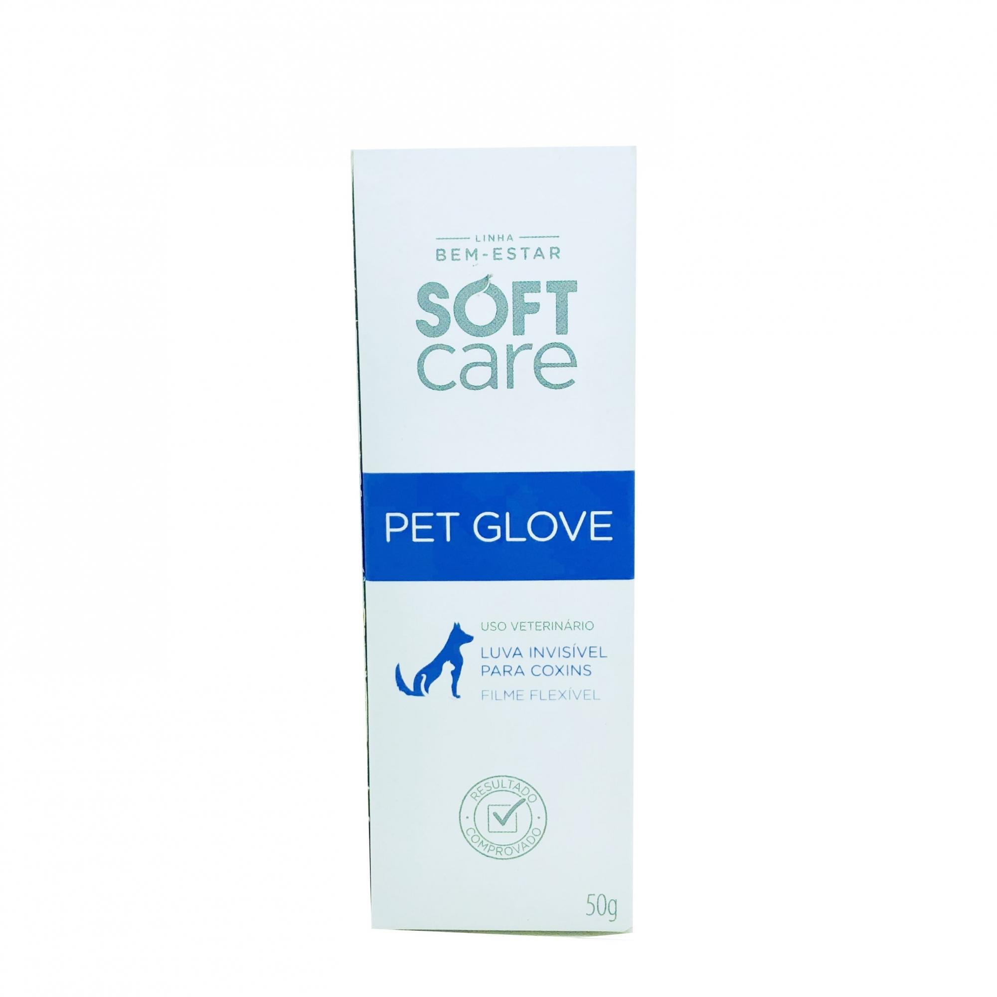 Soft Care Pet Glove 50g