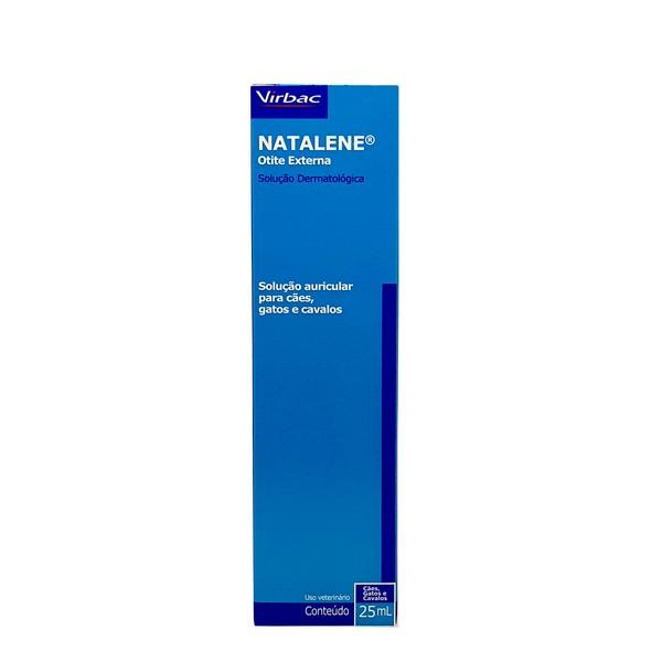 Solução Antiparasitária Auricular Natalene Virbac 25ml