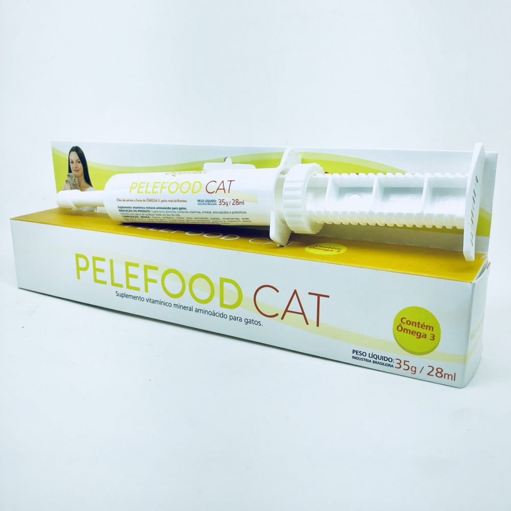 Suplemento Alimentar Pelefood Cat Organnact 35 g