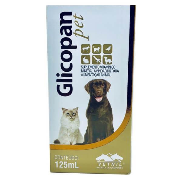 Suplemento Glicopan Pet Vetnil 125 ml