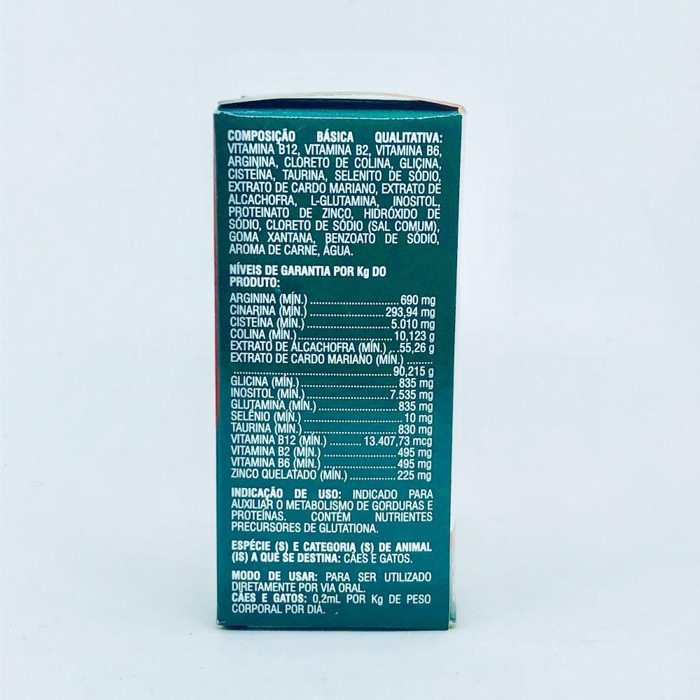 Suplemento Vitamínico Hepvet Suspensão Vetnil 60 ml