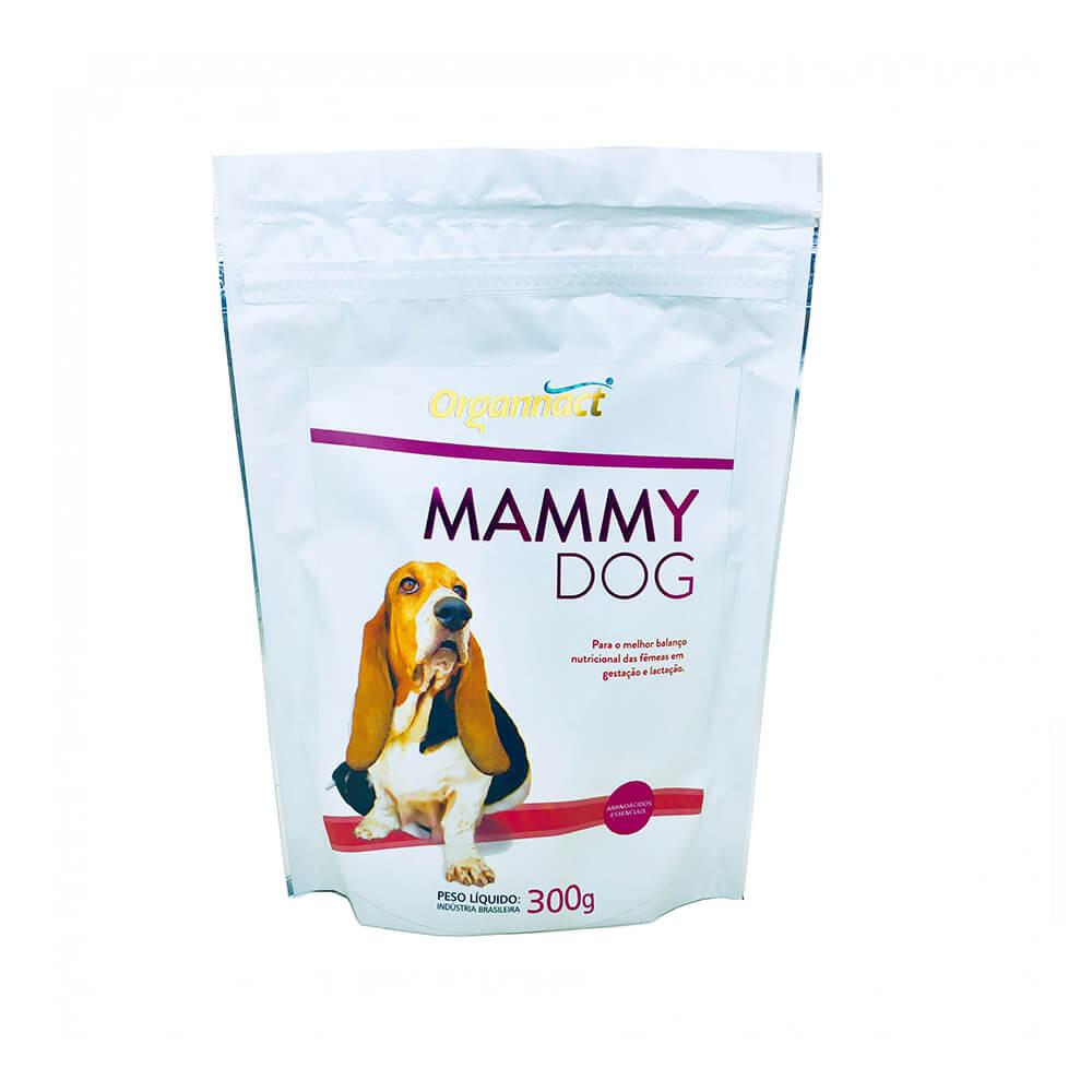 Suplemento Vitamínico Mammy Dog Sachê Organnact 300g