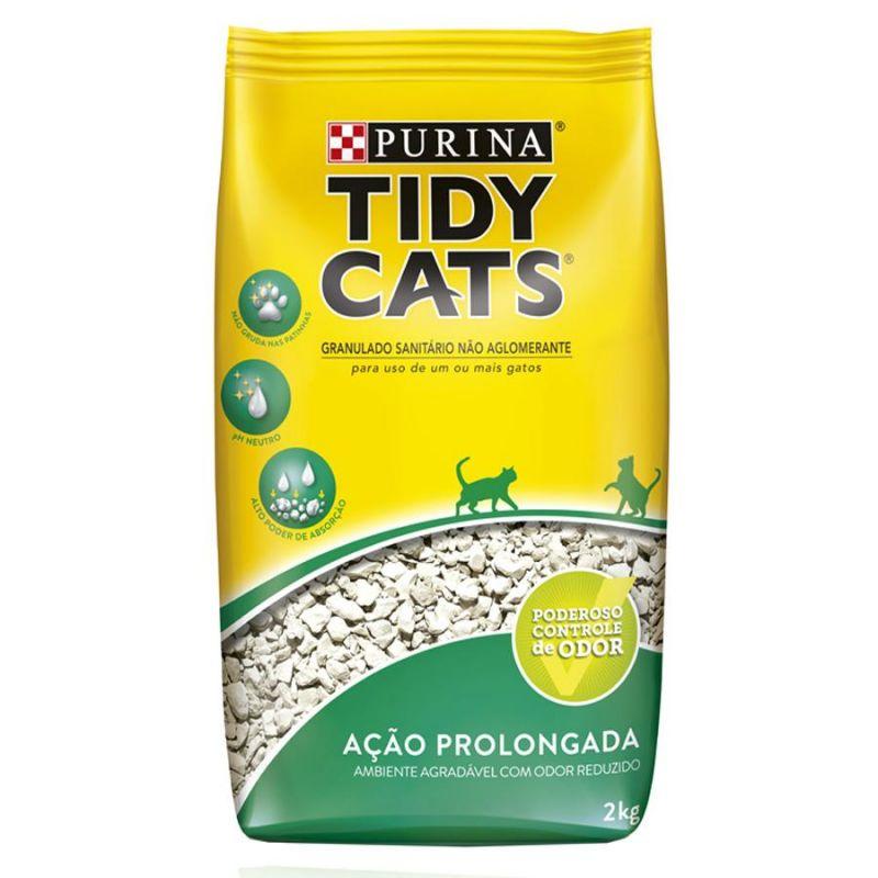 Tidy Cat Areia Higiênica 2kg