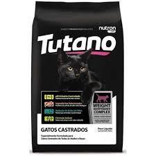 Tutano Gatos Adultos Castrados Salmão 10,1 kg