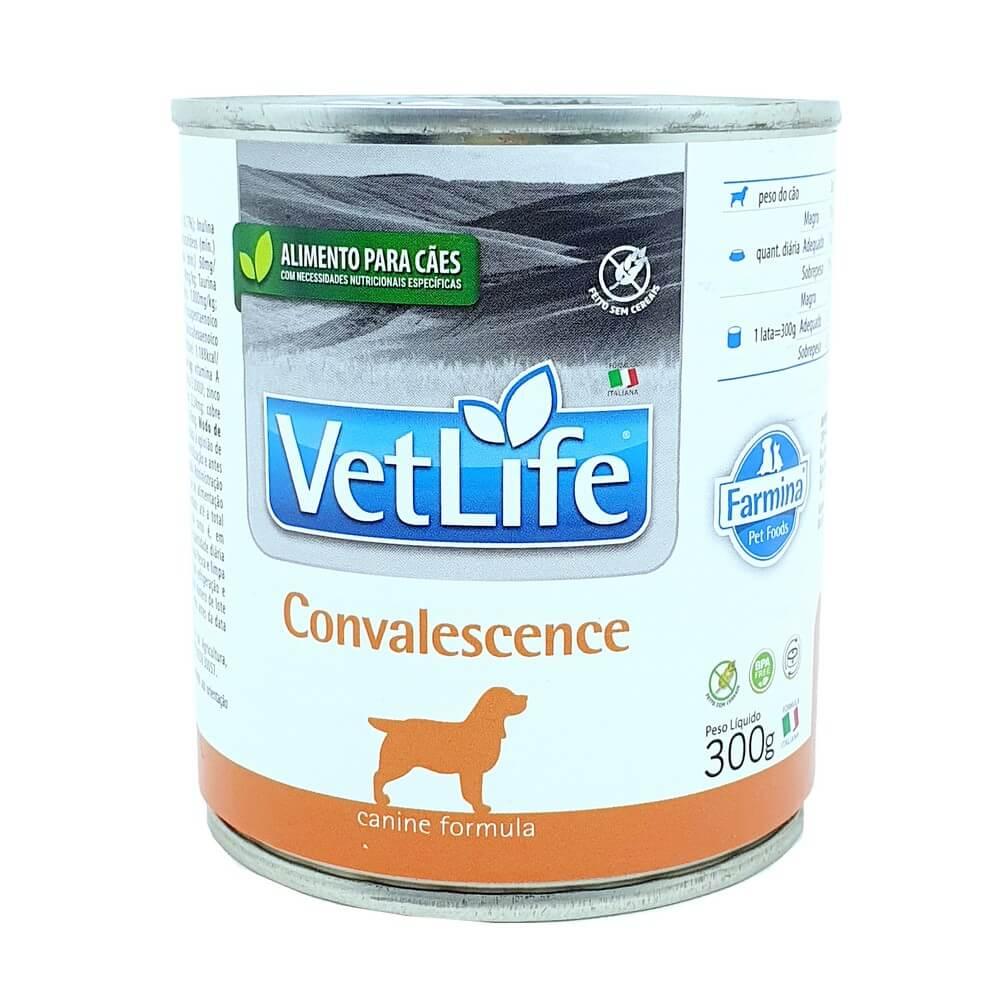 Vetlife Canine Convalescence Alimento Úmido 300g