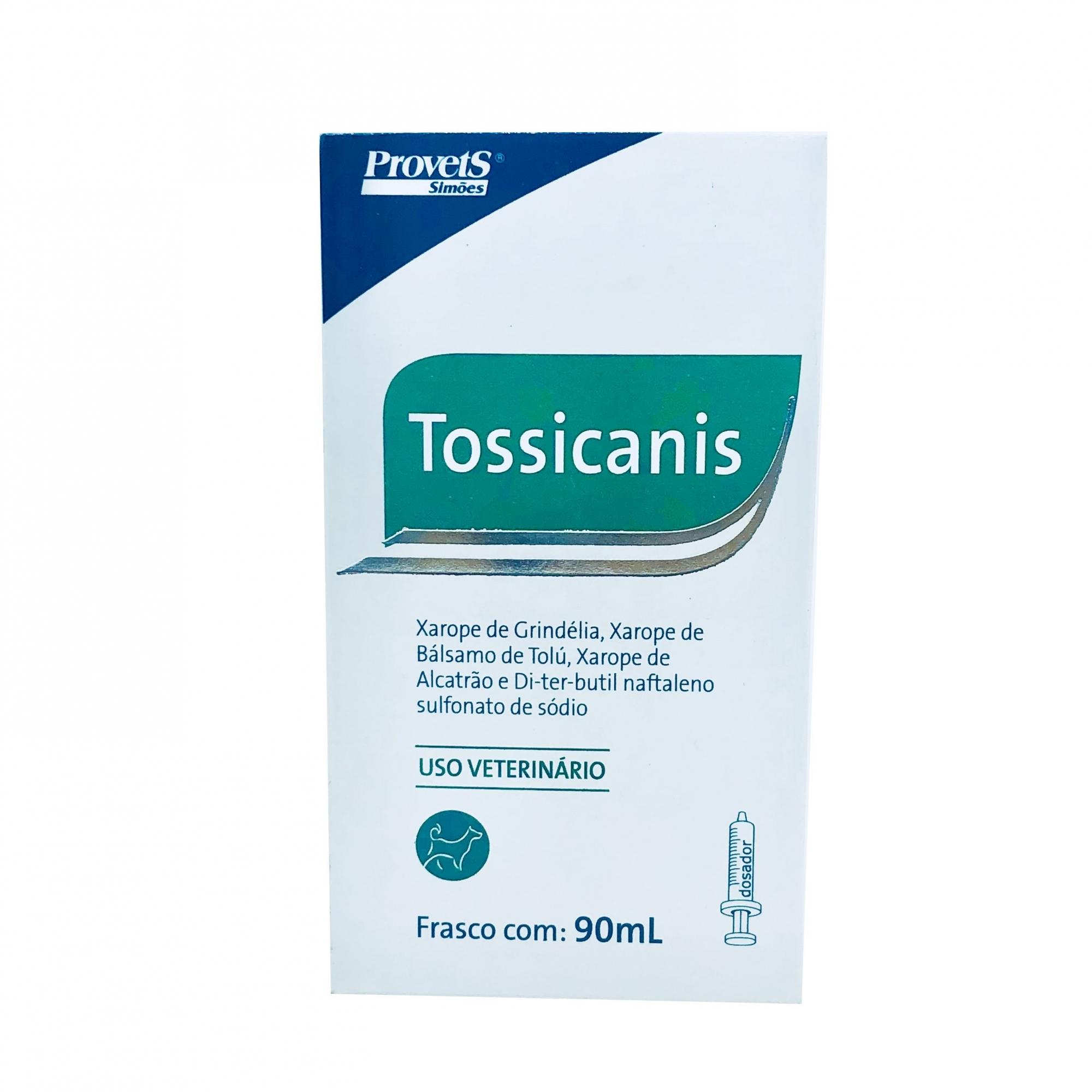 Xarope Expectorante Tossicanis 90 ml