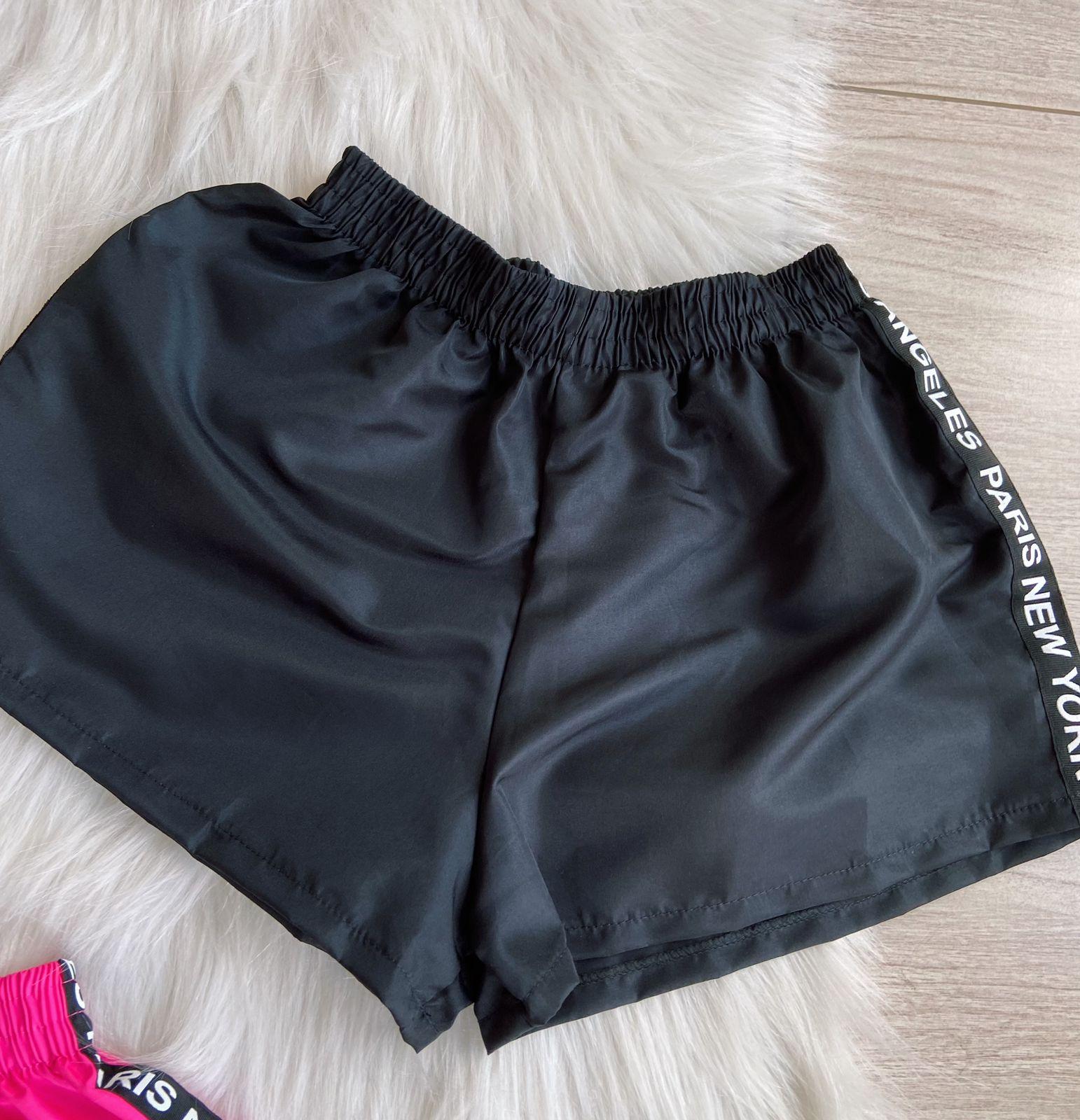 Shorts Tactel