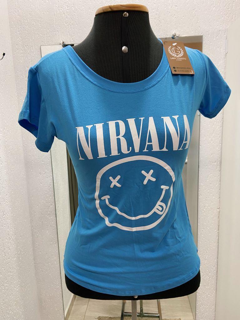 T-shirt Nirvana
